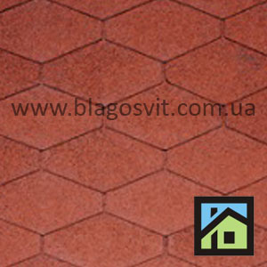 IKO_Diamantshield_Tile Red_10