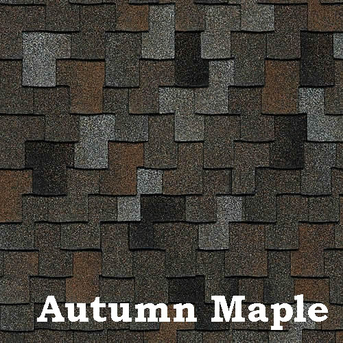 Битумная черепица Owens Corning WOODMOOR ® AR Autumn Maple