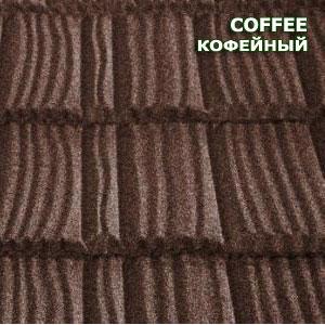 Композитная черепица Metrotile MetroShake кофейный