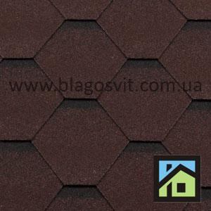 RoofShield Premium Стандарт коричневый с оттенением