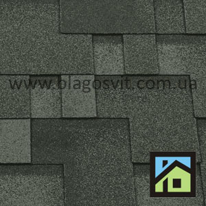 Битумная черепица RoofShield Premium Classic Модерн шале