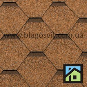 Битумная черепица RoofShield Classic Стандарт песочный