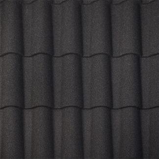 Композитная черепица Evertile COPPO Black Pit Coal