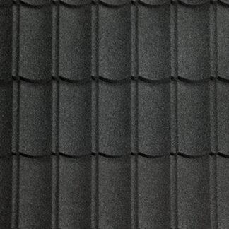 Композитная черепица Evertile Evertile Black Pit Coal