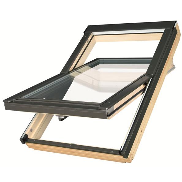 Мансардные окна Fakro серия FTP-V U3 66х98 см