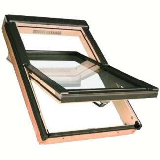 Мансардные окна Fakro серия FTS U2 94х140 см