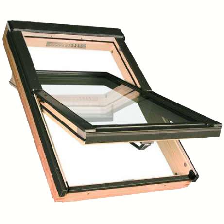 Мансардні вікна Fakro серія FTS-V U2 78х98 см
