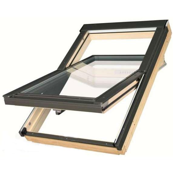 Мансардные окна Fakro серия FTS-V U2 78х118 см