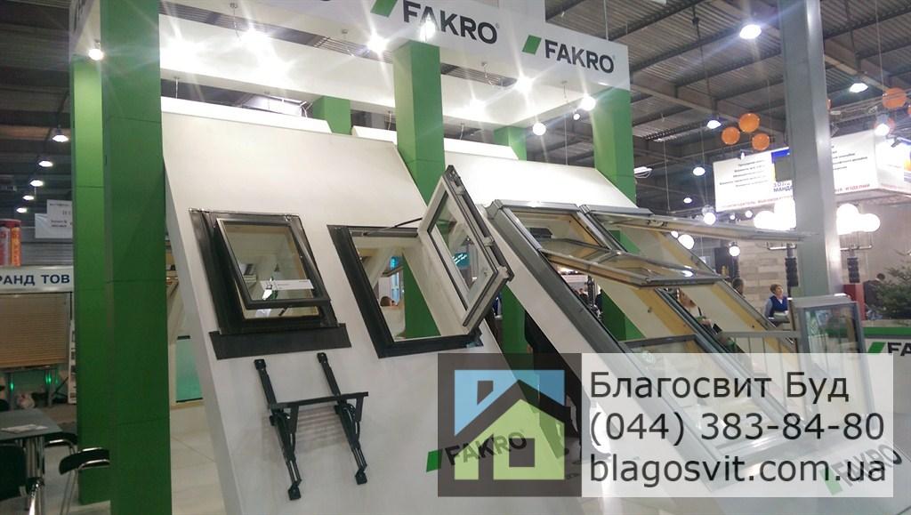 Мансардні вікна Fakro серія PTP-V U3 78х118 см