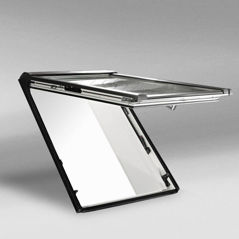 Мансардные окна Roto серия Designo R8 R85 K WD ПВХ 5/9 54х98 см