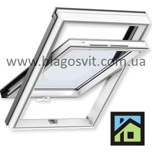 Влагостойкое мансардное окно VELUX GLP 0073B CR02 55х78 см
