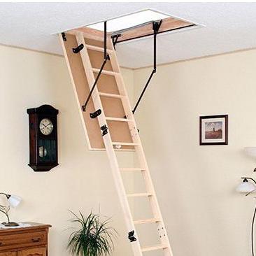 Чердачная лестница OMAN Termo Long 120х60