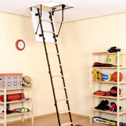 Чердачная лестница OMAN Mini 80х60