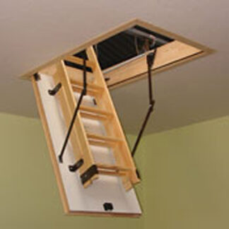 Чердачная лестница OMAN Sliding 120х60