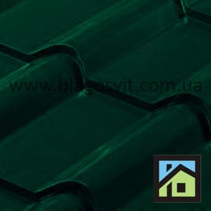 Сталекс_afina_6020_темно-зеленый