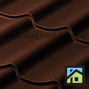 Сталекс_grand_RAL8017_шоколад