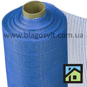 Стеклосетка фасадная Budowa 145 г/м2 синяя