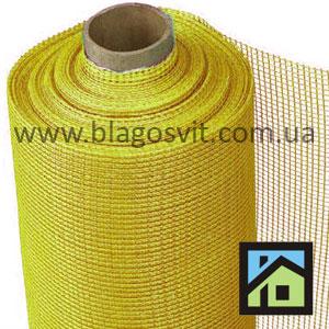 Стеклосетка фасадная Shtock 145 г/м2 желтая Стеклосетка фасадная Shtock 160 г/м2 желтая