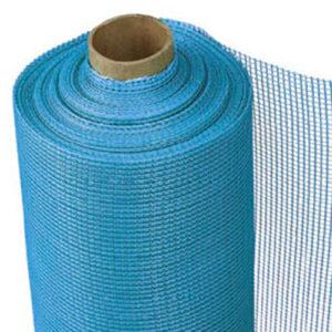 Склосітка фасадна Budowa 145 г/м2 синя