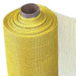 Стеклосетка фасадная Shtock 160 г/м² желтая