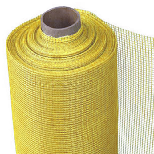 Склосітка фасадна Shtock 160 г/м² жовта