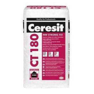 Клей для приклеивания минераловатных плит Ceresit CT 180