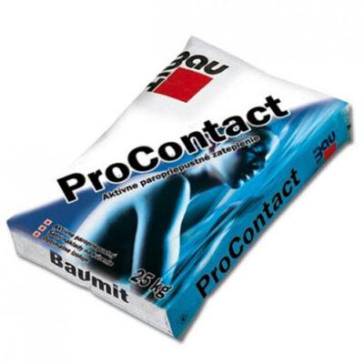 Клей для приклеювання мінераловатних плит Baumit ProContact