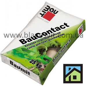 клей для фасадов Baumit BauContact