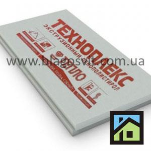 Экструдированный пенопласт ТЕХНОПЛЕКС 20 мм ТЕХНОПЛЕКС 30 мм