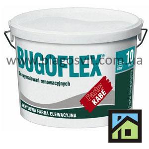Фасадная акриловая краска KABE BUGOFLEX