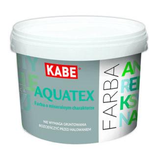 Интерьерная эмульсионно-силикатная краска KABE AQUATEX