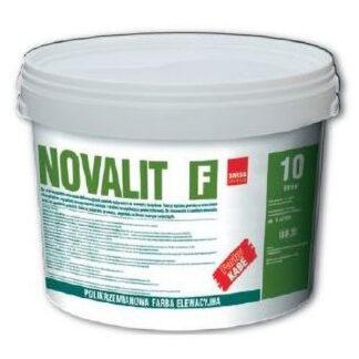Фасадная полисиликатная краска KABE NOVALIT F