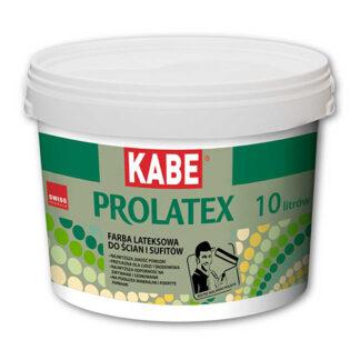 Интерьерная латексная краска KABE PROLATEX Влагостойкая