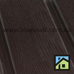 Софит BUDMAT темно-коричневый
