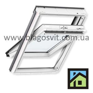 мансардное окно VELUX GLU 0051 МK08 78x140 см