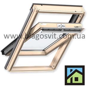 мансардное окно VELUX GZL 1051 SK08 114x140 см Стандарт