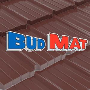 Модульная металлочерепица BudMat