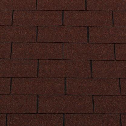 Битумная черепица RoofShield Family Light Американ коричневый