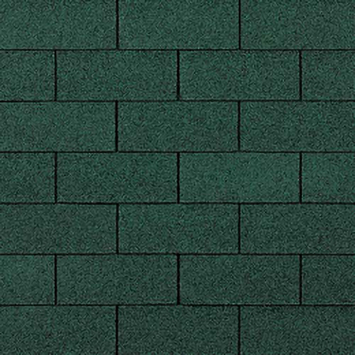 Битумная черепица Owens Corning Supreme AR Chateau Green
