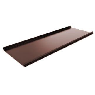 Фальцева покрівля Ruukki Classic C темно-коричневий RR32